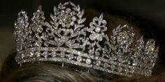 Queen Josephine's diamond tiara