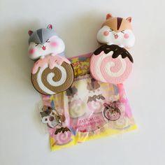 Poli the hamster is on a cakeroll, adorable super slow rising hamster squishy squishies! Jumbo Squishies, Cute Squishies, Girl Toys Age 5, Toys For Girls, Kawaii Plush, Kawaii Cute, Crochet Toys Patterns, Stuffed Toys Patterns, Slime And Squishy