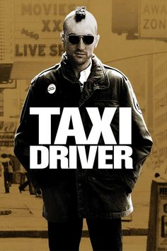 taxi driver poster - Google Search