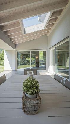 Design Case, Terrazzo, Sweet Home, New Homes, Loft, Construction, Outdoor Structures, House Design, Interior Design