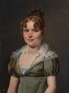 1812 Martin Drölling - Madame Nicola Louis Faret