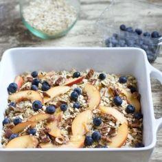 Baked Breakfast Quinoa