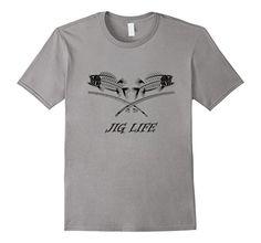 Mens Fishing Shirt, Fishing Tee, Fishing Tshirt, Shirt fo...
