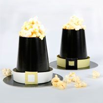 Thanksgiving Craft: Pilgrim Hat Treat Cup
