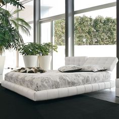 Cloud Bed Capitonnè #awesome, #bed, #furniture