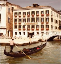 Hotel Metropole Venice Where Eric and I spent our honeymoon ❤