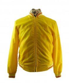 80s racing jacket