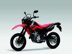 Honda CRF250M Supermoto