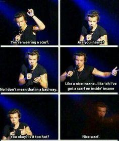 Ok Harry we get it