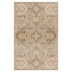 You'll love the Camden Floral Blue Area Rug at Wayfair - Great Deals on all Rugs products with Free Shipping on most stuff, even the big stuff.