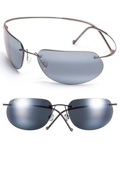 b24a59a7abae Maui Jim  Ka anapali  65mm Sunglasses available at  Nordstrom Мужская Мода,