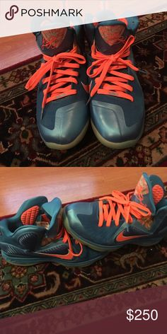 23e50aac8be1 Lebron 9 China size 13 9.8 10 condition worn 3 times Nike Shoes Sneakers