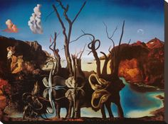 Salvador Dali-one of my favorites by him!