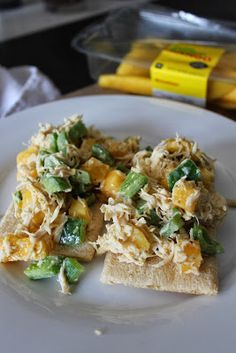 Hungry Hubby And Family: COHEN DIET: Chicken, Green Pepper and Mango Curry Sandwich