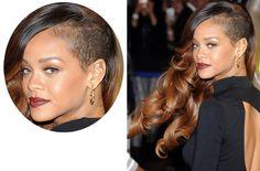 Undercut hair: O corte de cabelo radical que agradou as famosas - GLAMOUR | Beleza
