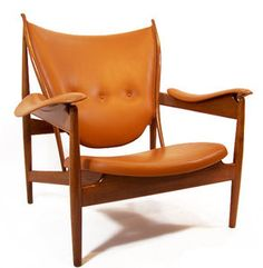 Finn Juhl's Chieftain Chair - if you see an original buy it.  I've seen prices on these up to $18,000
