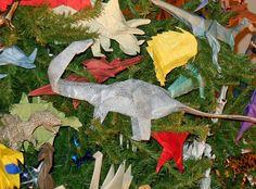 Vivere New York: doveNewYork scopre la vita i luoghi e gli avvenimenti di NY - Il blog per vivere viaggiare e scoprire New York City Natale a New York 2013 - Origami Tree Museum of Natural History