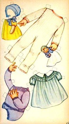 PD238 Barbara & Baby Betty Costumes (3)
