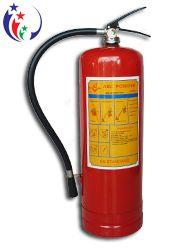 Bình chữa cháy bột ABC 4kg MFZL4 loại nhỏ