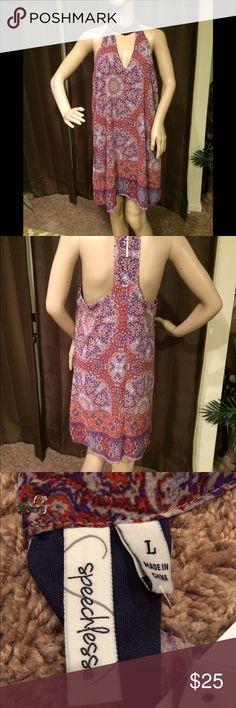Speechless dress Speechless dress with beaded collar Speechless Dresses Mini