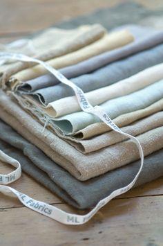 Linnen 3 van ML Fabrics Textile Fabrics, Textile Patterns, Linens And Lace, Fine Linens, Lace Embroidery, Fabulous Fabrics, Vintage Fabrics, Cotton Lace, Cross Stitch Designs
