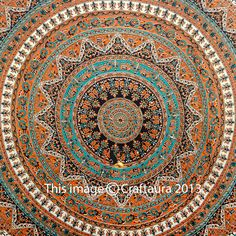 Mandala+Tapestry+Tapestries+Indian+Tapestry+by+CraftAuraHome,+$19.99 - IN LOVE WITH THIS!! :) Future living room curtains...