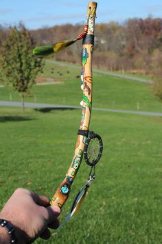 Native American Prayer Stick by FairyFresh on Etsy, $50.00