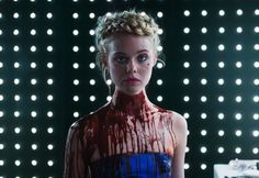 Elle Fanning and Jena Malone Talk About Their Shocking Horror Film 'The Neon Demon' The Neon Demon, Elle Fanning, Jena Malone, Beauty And The Best, Real Beauty, Christina Hendricks, Keanu Reeves, Thriller, Demon Makeup