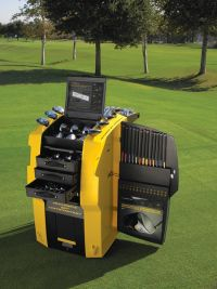 Cobra Golf Custom Fit Machine