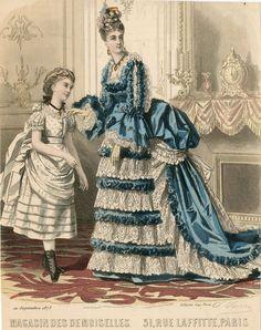 Magasin des Demoiselles 1873