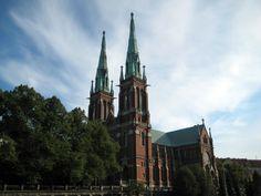Johannes Church (Johanneksen Kirkko) - Helsinki, Finland