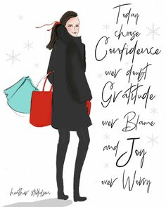 Today, choose confidence, gratitude and JOY. Notting Hill Quotes, Thursday Motivation, Sassy Pants, Thing 1, Beautiful Mind, Positive Life, Positive Quotes, Gratitude Quotes, Illustrations