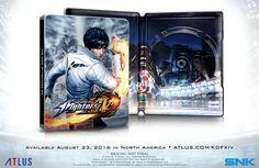 Confirmada data de lançamento de The King of Fighters XIV