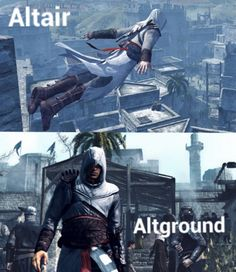 Look what I did on tumblr lol Altair assassins creed