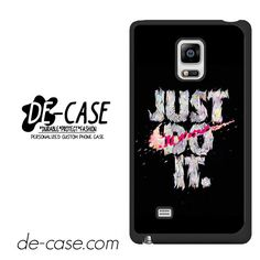 Just Do It DEAL-6007 Samsung Phonecase Cover For Samsung Galaxy Note Edge