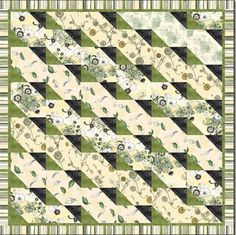 = free pattern =  Sweet Breeze quilt by Nancy Mahoney for PB Textiles (PDF download)