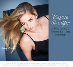 Before & After {Photoshop Editing Tutorial}