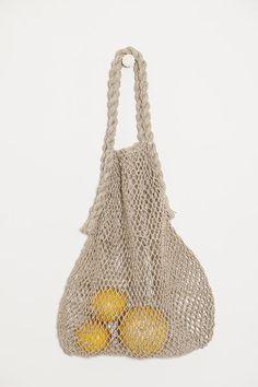 french market shopping bag rope #worthynzhomeware wwworthy.co.nz