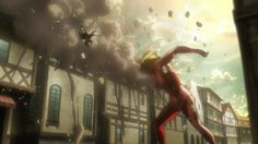Attack on Titan | Chaos in Sina