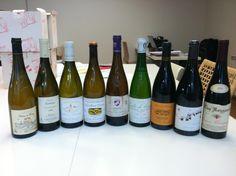 """Une séance très demandée par nos aficionados : Les """"Grands vins de Loire""""https://www.facebook.com/Oenoschool http://www.oenoschool.com/"""