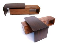 MEBEL FURNITURE: LUBLIN PIVOT TABLE | Inhabitat - Sustainable Design Innovation, Eco Architecture, Green Building