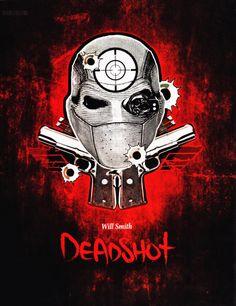 'Suicide Squad' Character Emblems: Deadshot