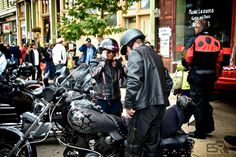 Lucky Friday the 13th Motorcycle Rally in Port Dover #PD13 [Photos]