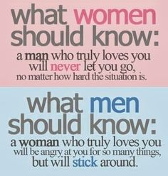 What women want in a relationship quotes