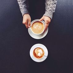 """""""A cup of coffee shared with a friend, is happiness tasted and time well spent"""""""