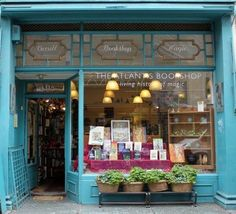 The Oldest and one of the last magic shops around. This one is based in London. After all, books are the greatest magic of all.