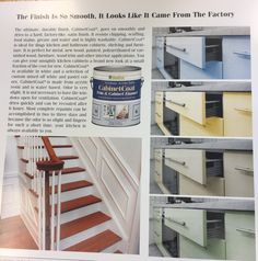 Paint Your Cabinets/ Always Consult With A Local Independent Design Center  For Prep, Application