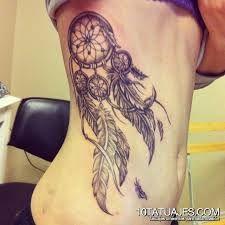 Resultado de imagen de tatuajes espanta sueños