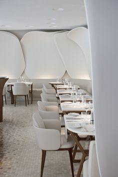 Brunch au Camelia - Hôtel Mandarin Oriental Paris - Jouin Manku