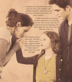 The Cullens - Twilight Saga